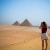 Египет: Забраняват язденето на камили при пирамидите в Гиза
