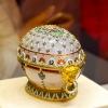 Музей на Фаберже - скъпоценни камъни във форма на яйце