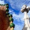 Дворец Гюел в Барселона - ексцентричността на Гауди