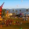 Фестивал Коачела - музика и арт под калифорнийското небе