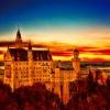 Романтичният път в германската провинция Бавария