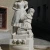 Градът, в който има паметник на мъжа под чехъл