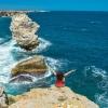 Тюленово - плаж, скали и изгреви