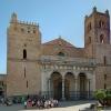Монреале (Сицилия) - градче с катедрала-звезда