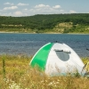 Около София на палатка: Язовир Огняново