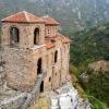 Асенова крепост - легенда, кацнала над реката