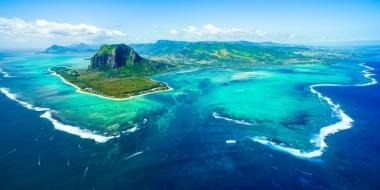 Чудесата на планетата: Подводният водопад на Мавриций