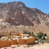 Синайският манастир в Египет - където Мойсей видя горящия храст