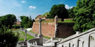Калемегдан - любимо място в Белград
