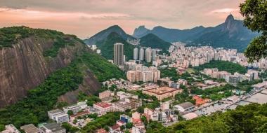 Захарната глава - сладката панорама към Рио де Жанейро