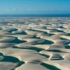 Национален парк Ленсоис Мараненсес в Бразилия - чудеса от пясък и вода