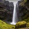 Водопад Квернуфос: малко известният съсед на Скогафос в Исландия