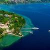 Остров Майнау: субтропичната цъфтяща градина на Германия