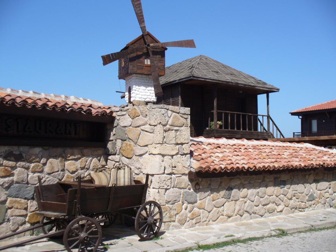 Мне нравится Созополь и особенно старая часть города